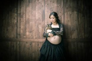 孕婦寫真作品集